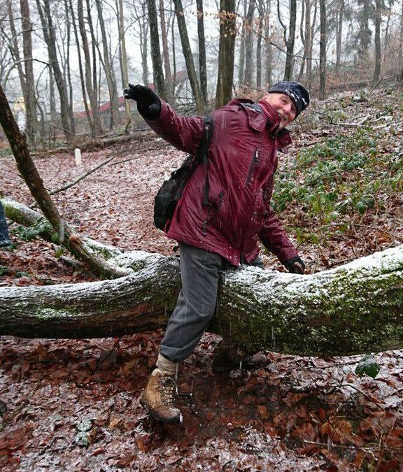 Wandelen met Bert op vrijdag 8 december