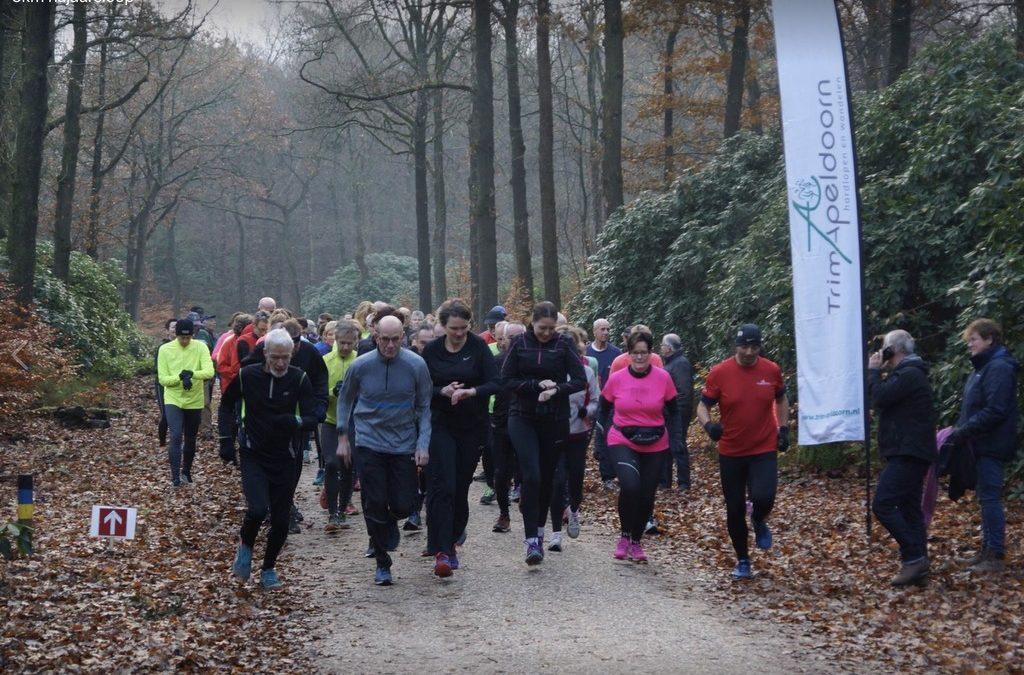 Afrondende 5km beginnersgroep najaar 2017