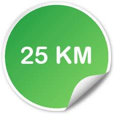 Training Asselronde, 25km