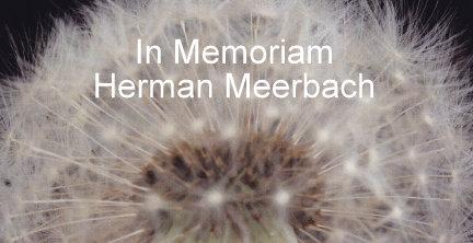 In memoriam Herman Meerbach